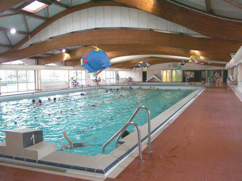Materiel for Piscine 50 metres